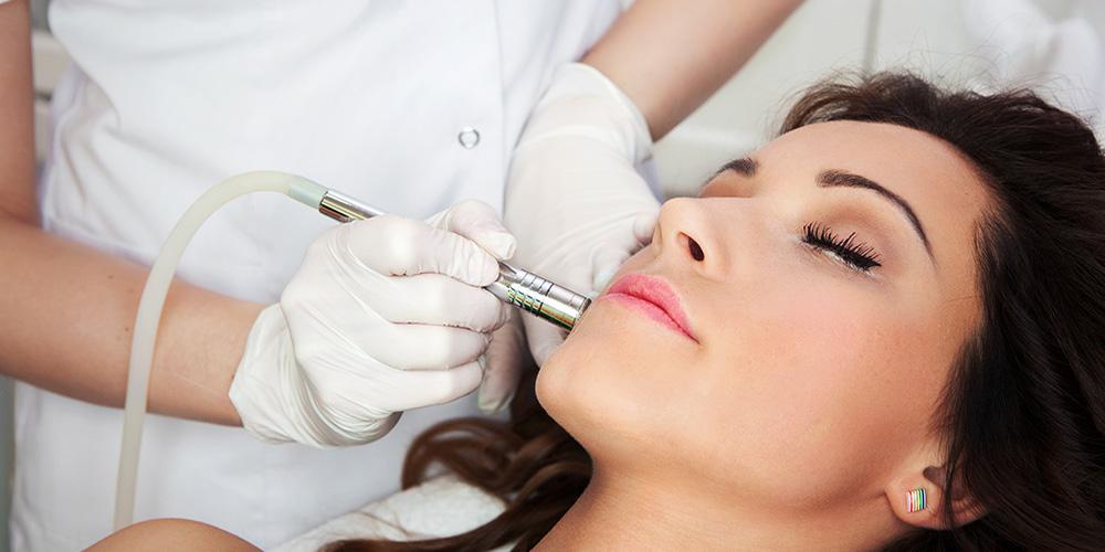 Laser per ringiovanire la pelle del viso